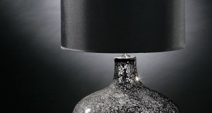 15 Beautiful and Classic Black Table Lamps