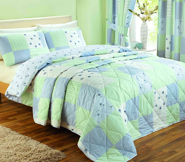 Patchwork Bedding Set Pillowcase Duvet Set