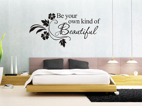 Wall Quotes Decal Words Lettering