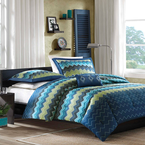 Juno Comforter Set Color