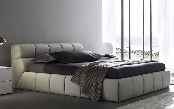Cloud Beige Bed