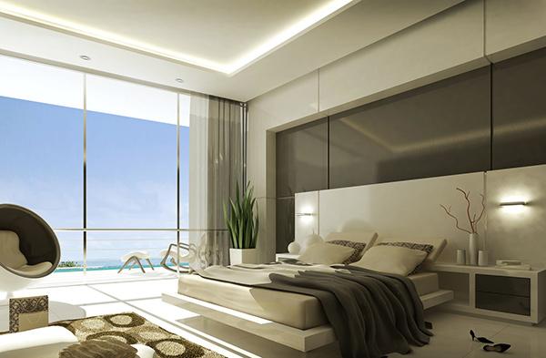 Beach View Bedroom