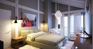 15 Gray Masculine Bedrooms