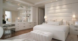 15 Modern White Bedroom Design Ideas