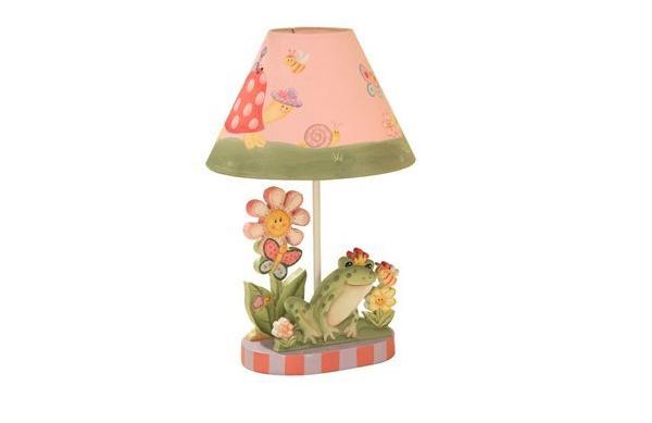 Magic Garden Kids Table Lamp