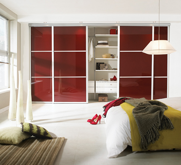 Ellipse Sliding Wardrobe Doors