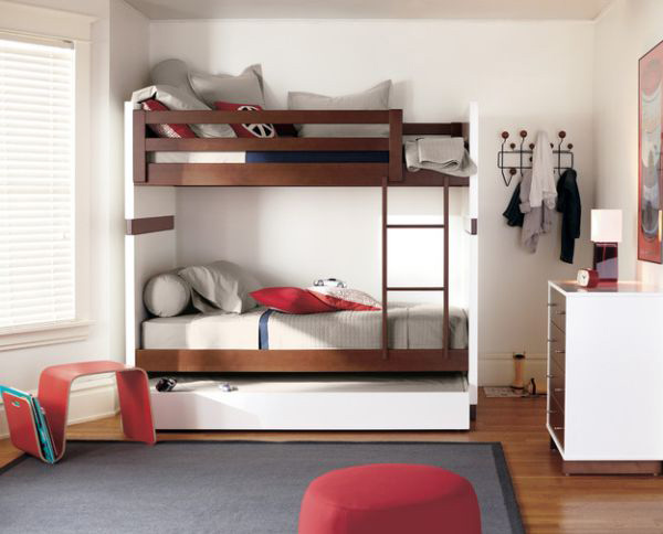 Moda Bunk Bedroom by R&B