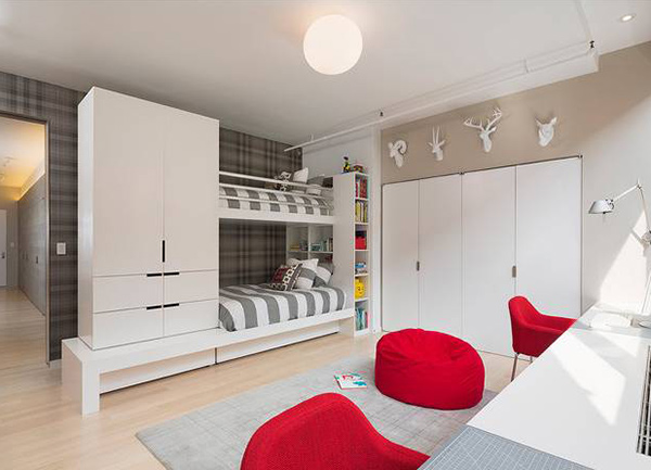 Meatpacking Loft: Kids Room