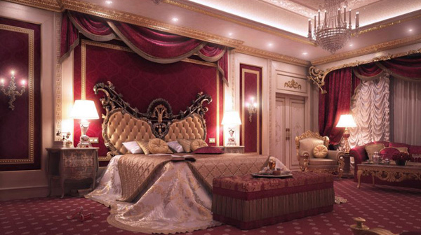 15 ideas for amorous and seductive romantic bedrooms bedroomm