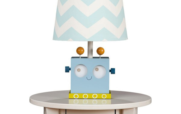Lamp Base - Robot