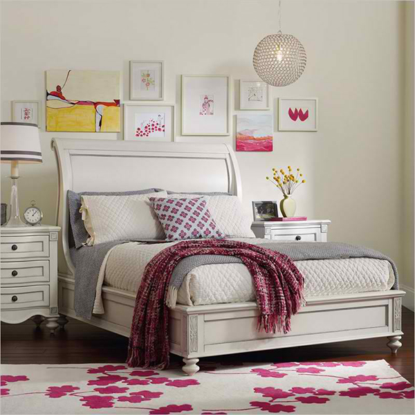 Hooker-Furniture-Opus-Designs-Claire-Sleigh-Bed-in-White