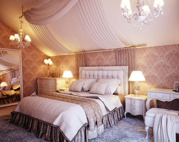 15 ideas for amorous and seductive romantic bedrooms page