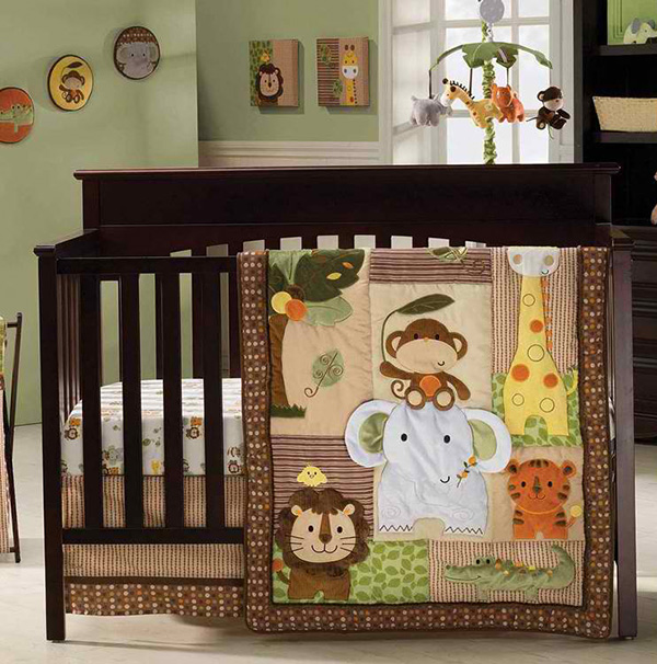 Jungle Walk Bedding Collection