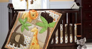 15 Adorably Cute Jungle Themed Crib Beddings