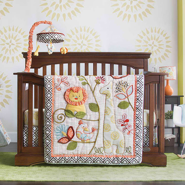 Cocalo Baby Sydney 4 Piece Crib Set