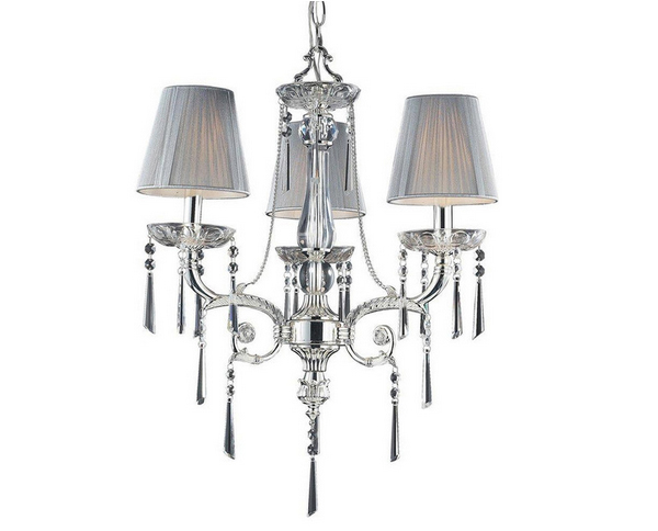 Elk Lighting Princess Transitional Chandelier