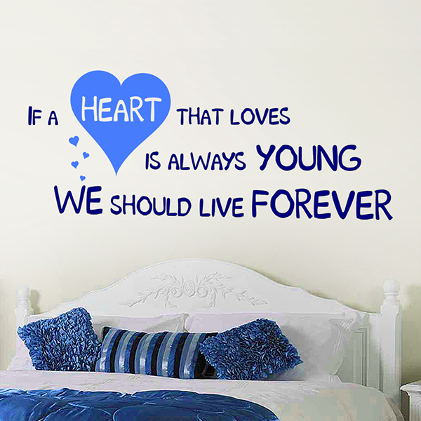 If A Heart That Loves Is Always Young
