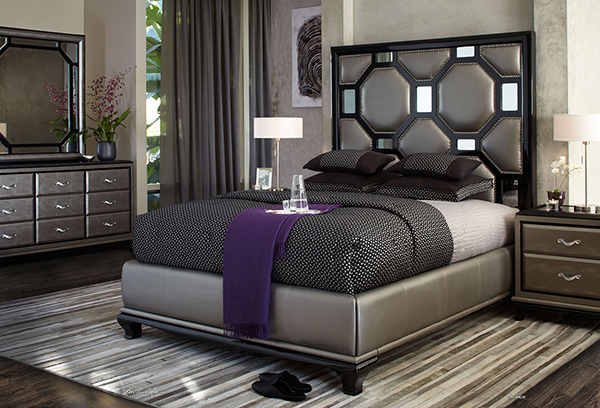 After Eight Upholstered Bed