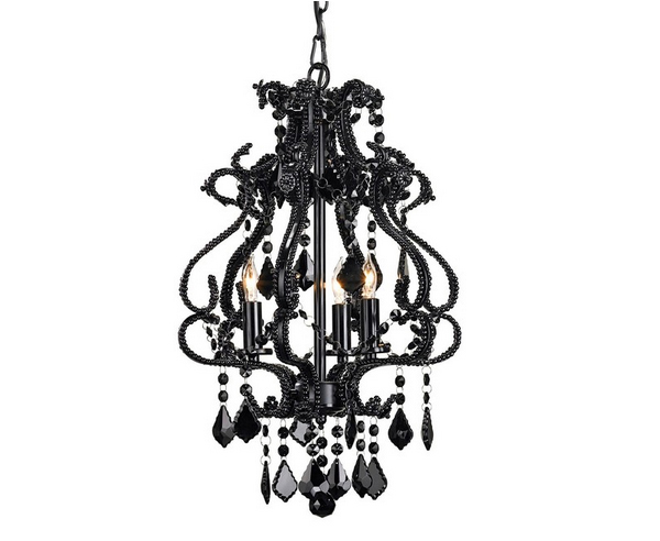 Currey and Company Valentina Chandelier Small