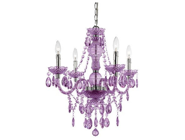 Elements Chandelier, 4-Light Mini