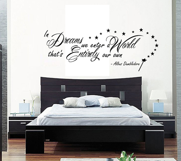 Harry Potter Quote Dreams