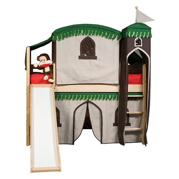 Mission Tree Tent Loft with Slide