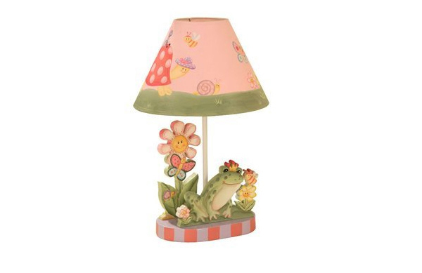 Magic Garden Kids Table Lamp