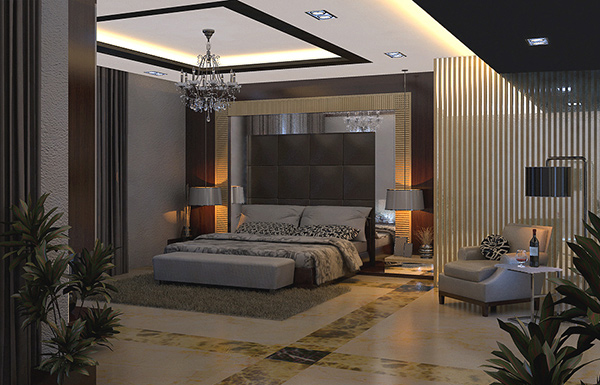 Master Bedroom, Kelapa Gading