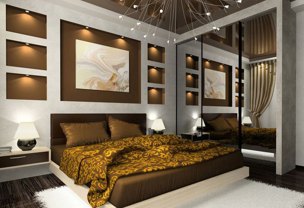Modern Contemporary Bedroom