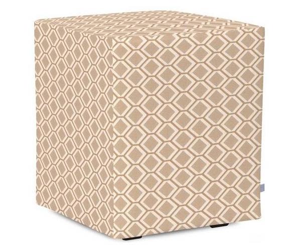 Geo Universal Cube Ottoman