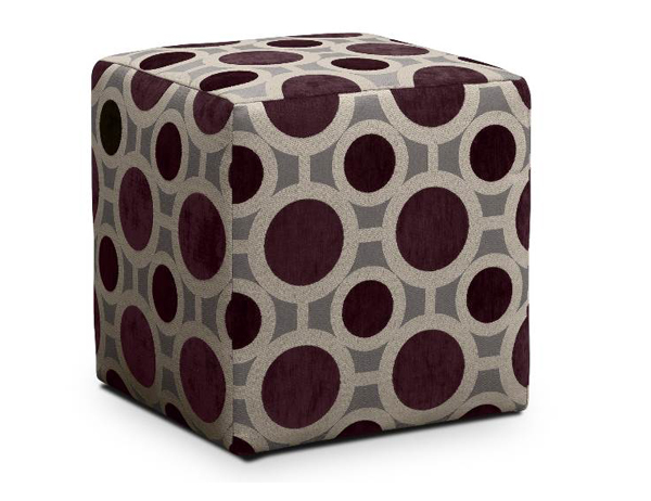 Radiance Cube Ottoman