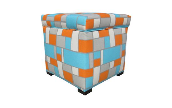 Sole Designs Tami Cube Ottoman